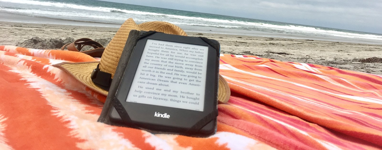 Books + Bikinis – An August Installment